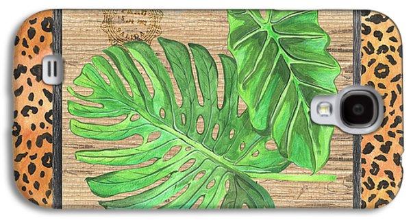 Tropical Palms 2 Galaxy S4 Case by Debbie DeWitt