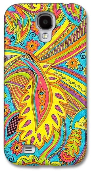 Tropical Sizzle Galaxy S4 Case by Ramneek Narang