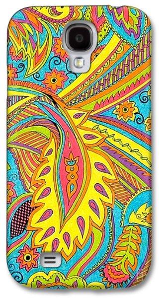 Tropical Sizzle Galaxy S4 Case by Ramneek Narang