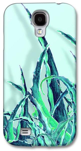 Tropikal Forever Galaxy S4 Case by Mark Ashkenazi