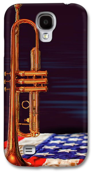 Trumpet-close Up Galaxy S4 Case