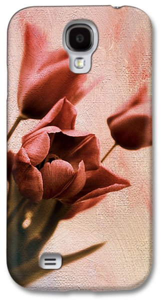 Galaxy S4 Case featuring the photograph Tulip Whimsy by Jessica Jenney