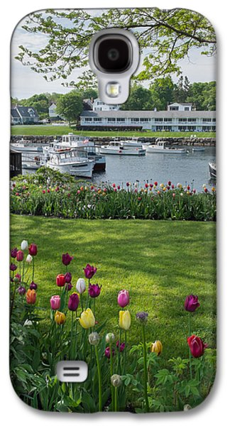 Tulips On Perkins Cove Galaxy S4 Case by Joseph Smith
