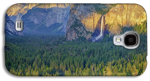 Tunnel View At Sunset Galaxy S4 Case by Rick Berk