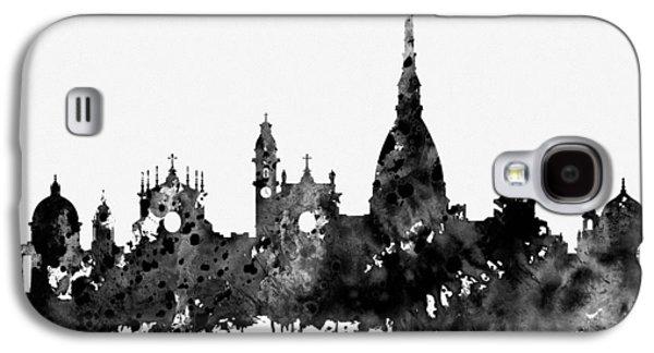 Turin Skyline Galaxy S4 Case by Erzebet S