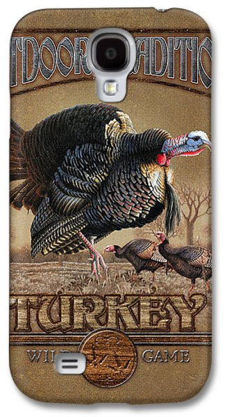 Turkey Traditions Galaxy S4 Case by JQ Licensing