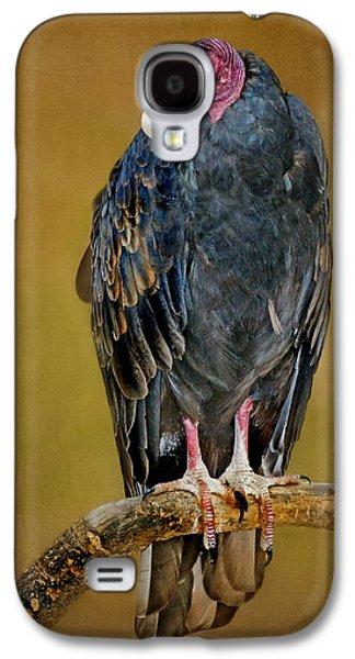 Turkey Vulture Galaxy S4 Case