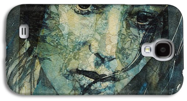 Turn Down These Voices Inside My Head Galaxy S4 Case by Paul Lovering