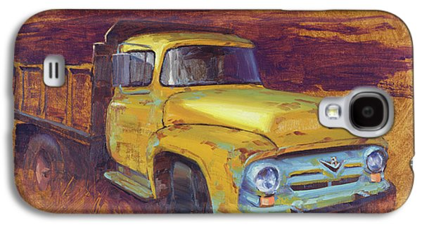 Truck Galaxy S4 Case - Turning Into The Light by Cody DeLong