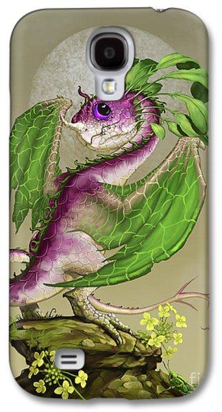 Turnip Dragon Galaxy S4 Case