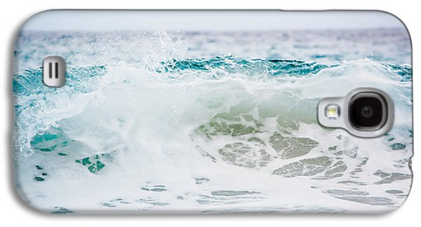 Turquoise Beauty Galaxy S4 Case by Shelby Young