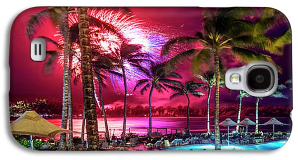 Turtle Bay - Independence Day Galaxy S4 Case