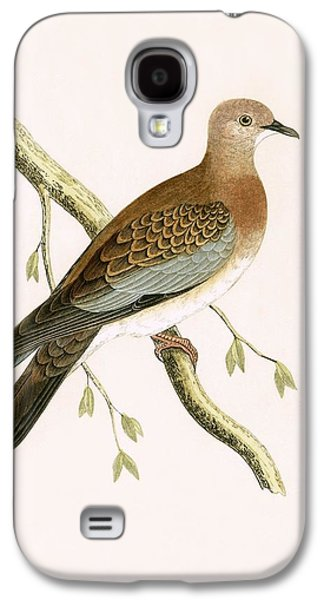 Turtle Dove Galaxy S4 Case by English School