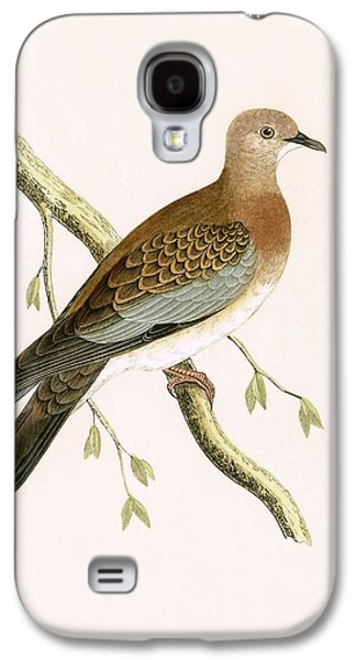 Turtle Dove Galaxy S4 Case