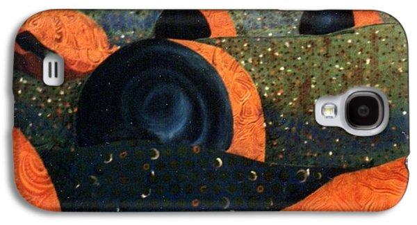 Turtle Giants Galaxy S4 Case
