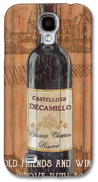 Tuscan Chianti 1 Galaxy S4 Case by Debbie DeWitt