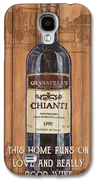 Tuscan Chianti 2 Galaxy S4 Case by Debbie DeWitt