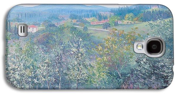 Tuscan Landscape Galaxy S4 Case