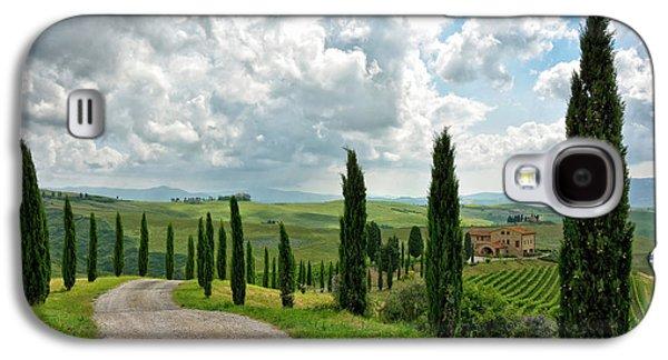 Tuscan Winery 2 Galaxy S4 Case by Joachim G Pinkawa