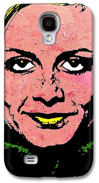 Twiggy 2 Galaxy S4 Case