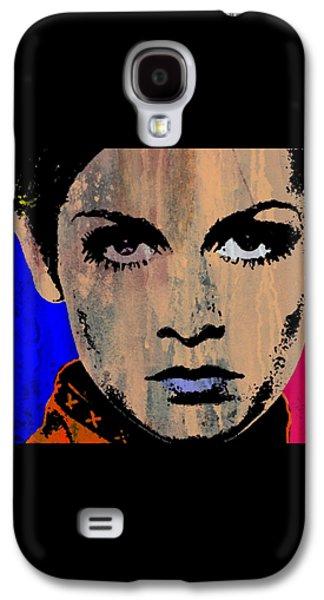 Twiggy Popped 1 Galaxy S4 Case