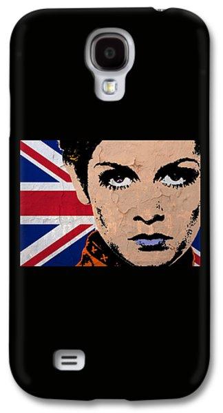 Twiggy-uk Pop Galaxy S4 Case