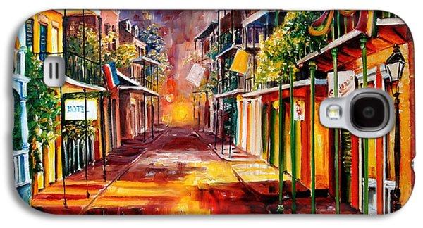 Twilight In New Orleans Galaxy S4 Case by Diane Millsap