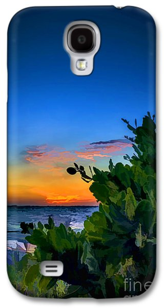 Twilight Mangrove Galaxy S4 Case by Marvin Spates