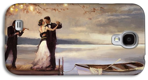 Twilight Romance Galaxy S4 Case by Steve Henderson