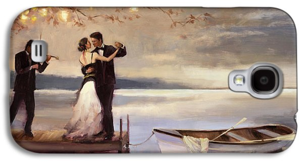 Boat Galaxy S4 Case - Twilight Romance by Steve Henderson