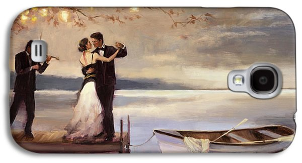 Impressionism Galaxy S4 Case - Twilight Romance by Steve Henderson