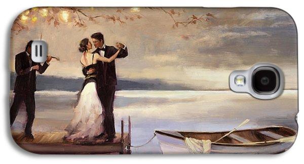 Boat Galaxy S4 Case - Twilight Romance by Steve Henderson