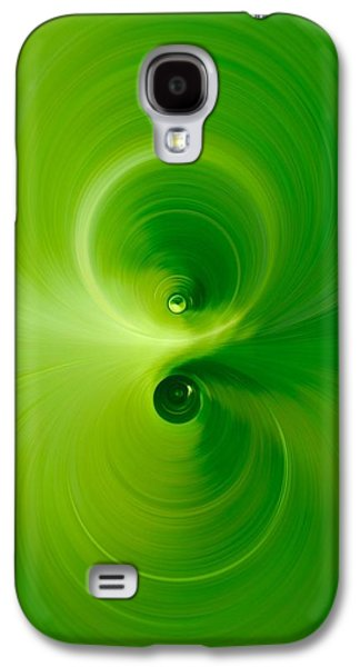 Twist Galaxy S4 Case by Andre Brands