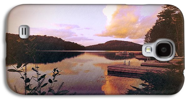 Twitchell At Sunset Galaxy S4 Case