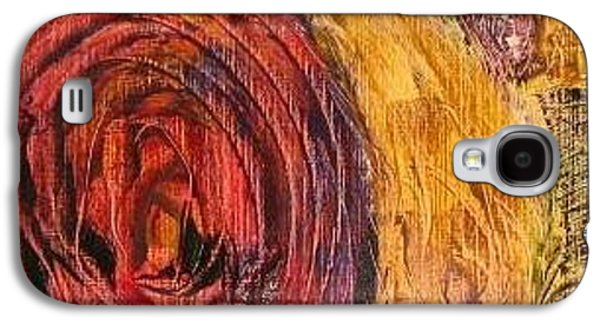 Two And A Half Giants Galaxy S4 Case by John Linden