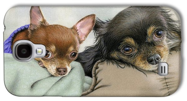 Like Two Chi's In A Pod Galaxy S4 Case