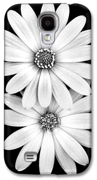 Gift Galaxy S4 Case - Two Flowers by Az Jackson