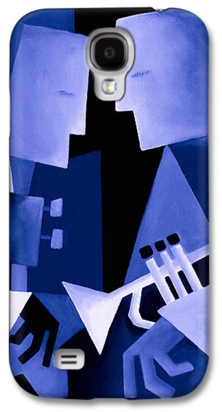 Jazz Galaxy S4 Case - Two For The Blues by Thomas Andersen