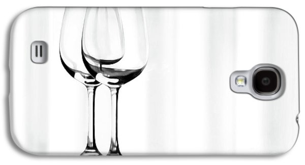 Two Glasses Galaxy S4 Case by Dan Holm