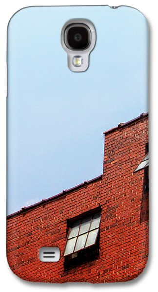 Two Open Windows- Nashville Photography By Linda Woods Galaxy S4 Case by Linda Woods