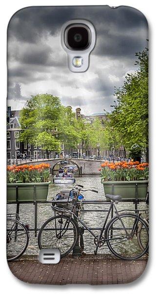 Typical Amsterdam Galaxy S4 Case by Melanie Viola