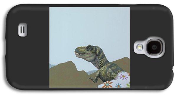 Tyranosaurus Rex Galaxy S4 Case