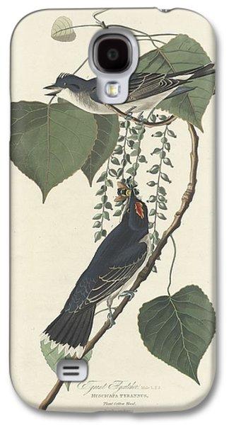 Flycatcher Galaxy S4 Case - Tyrant Flycatcher by Dreyer Wildlife Print Collections