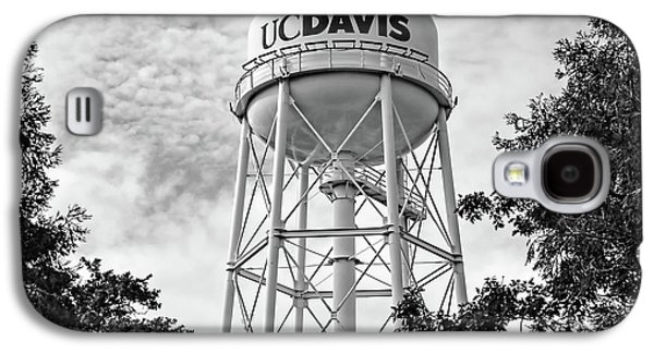 Uc Davis Water Tower Galaxy S4 Case by Alessandra RC
