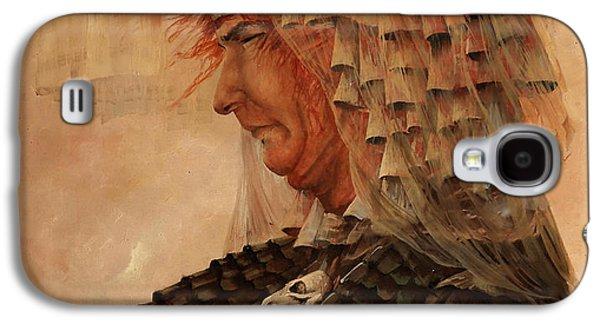 Squirrel Galaxy S4 Case - Uhmmm by Guido Borelli