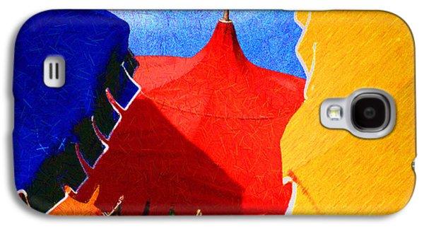 Umbrella Party Galaxy S4 Case
