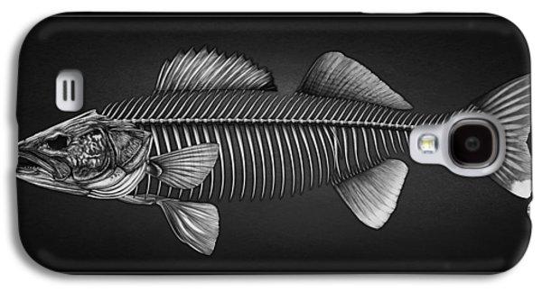 Undead Walleye Galaxy S4 Case by Nick Laferriere