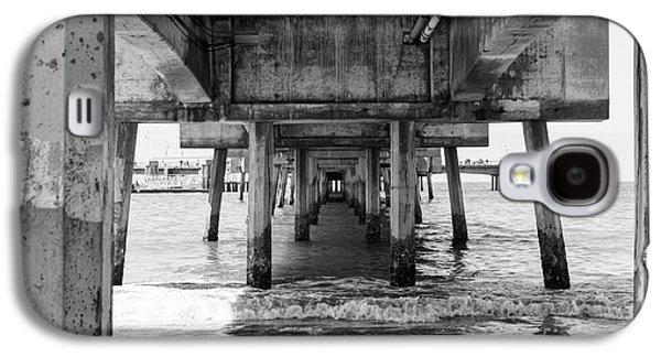 Under Belmont Veterans Memorial Pier Galaxy S4 Case
