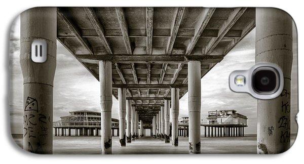Under The Boardwalk Galaxy S4 Case