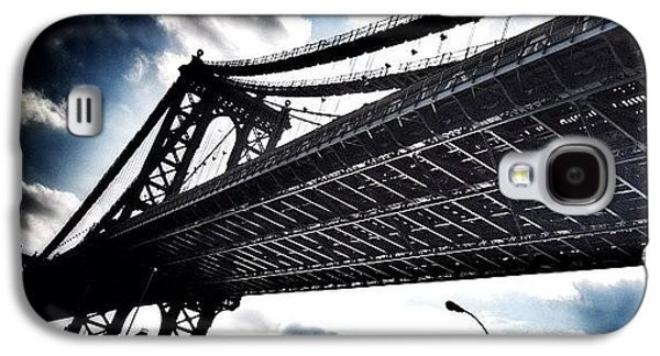 Under The Bridge Galaxy S4 Case by Christopher Leon